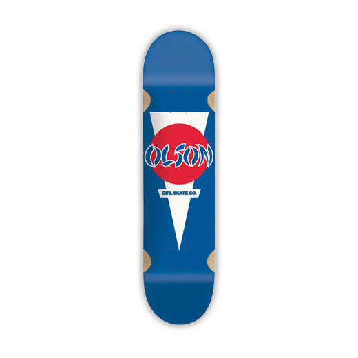 GIRL Skateboard Alex Olson HOSOIOLSON 01
