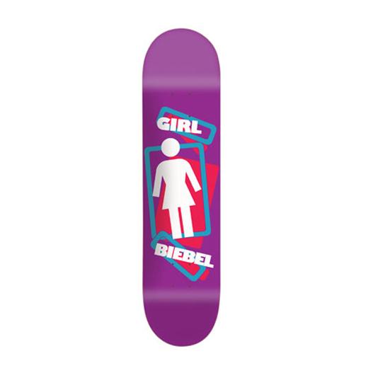 GIRL スケボー スケートボード ブランドン・ビーブル SCRAMBLE OG