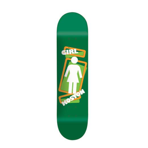 GIRL スケボー スケートボード エリック・コストン SCRAMBLE OG