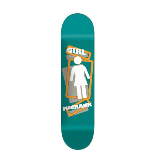 GIRL スケボー スケートボード リック・マクランク SCRAMBLE OG