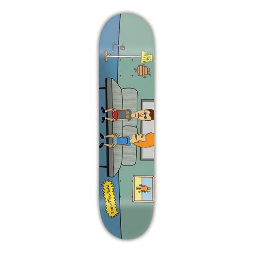 GIRL Skateboards スケボー スケートボード デッキ 通販 マイク・モー・カパルディ Mike Mo Capaldi MCVC
