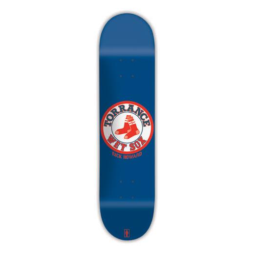 GIRL Skateboards スケボー スケートボード デッキ 通販 リック・ハワード Rick Howard WET SOX