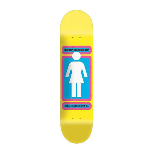 GIRL Skateboards スケボー スケートボード デッキ 通販 コリー・ケネディ Cory Kennedy OG 7.625インチ