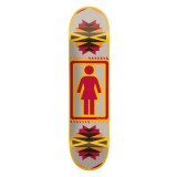 GIRL Skateboards スケボー スケートボード デッキ 通販 ブランドン・ビーブル Brandon Biebel NAVAJO