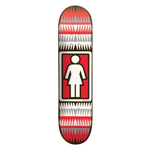 GIRL Skateboards スケボー スケートボード デッキ 通販 マイク・キャロル Mike Carroll NAVAJO