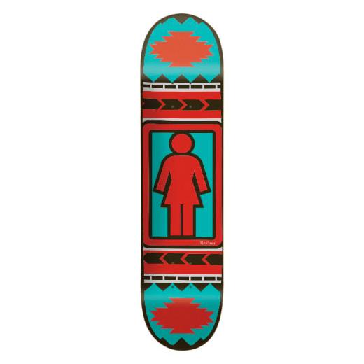 GIRL Skateboards スケボー スケートボード デッキ 通販 リック・ハワード Rick Howard NAVAJO