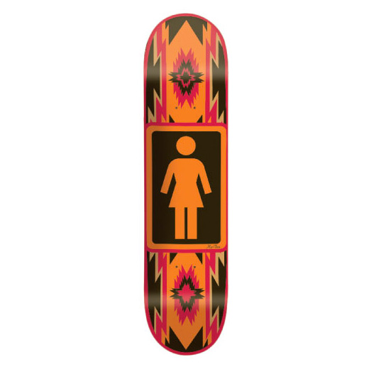 GIRL Skateboards スケボー スケートボード デッキ 通販 アレックス・オルソン Alex Olson NAVAJO