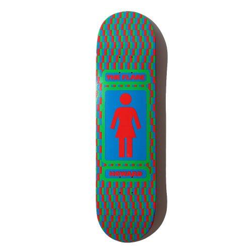 GIRL THE FLARE リック・ハワード 8.25インチ