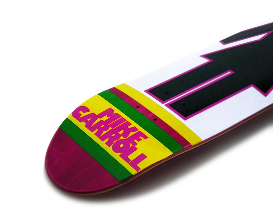 スケボー 通販 スケートボード デッキ GIRL MEGA JAMZ Mike Carroll ガール マイク・キャロル 03