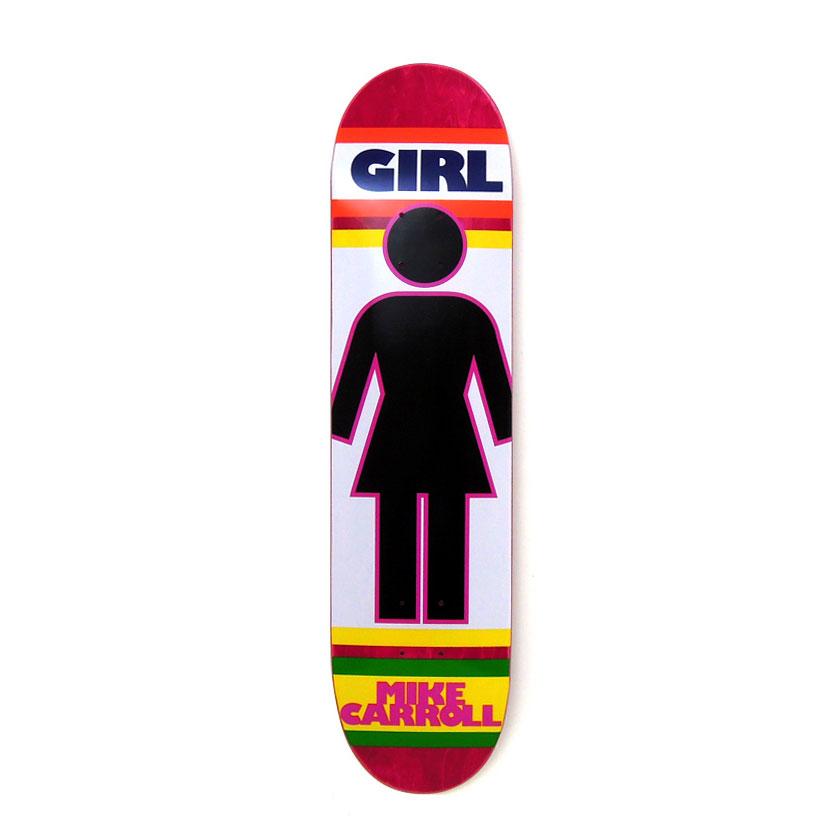スケボー 通販 スケートボード デッキ GIRL MEGA JAMZ Mike Carroll ガール マイク・キャロル