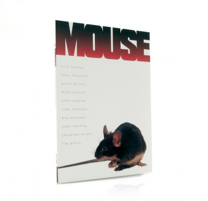 スケボー スケートボード DVD 通販 GIRL ガール MOUSE マウス
