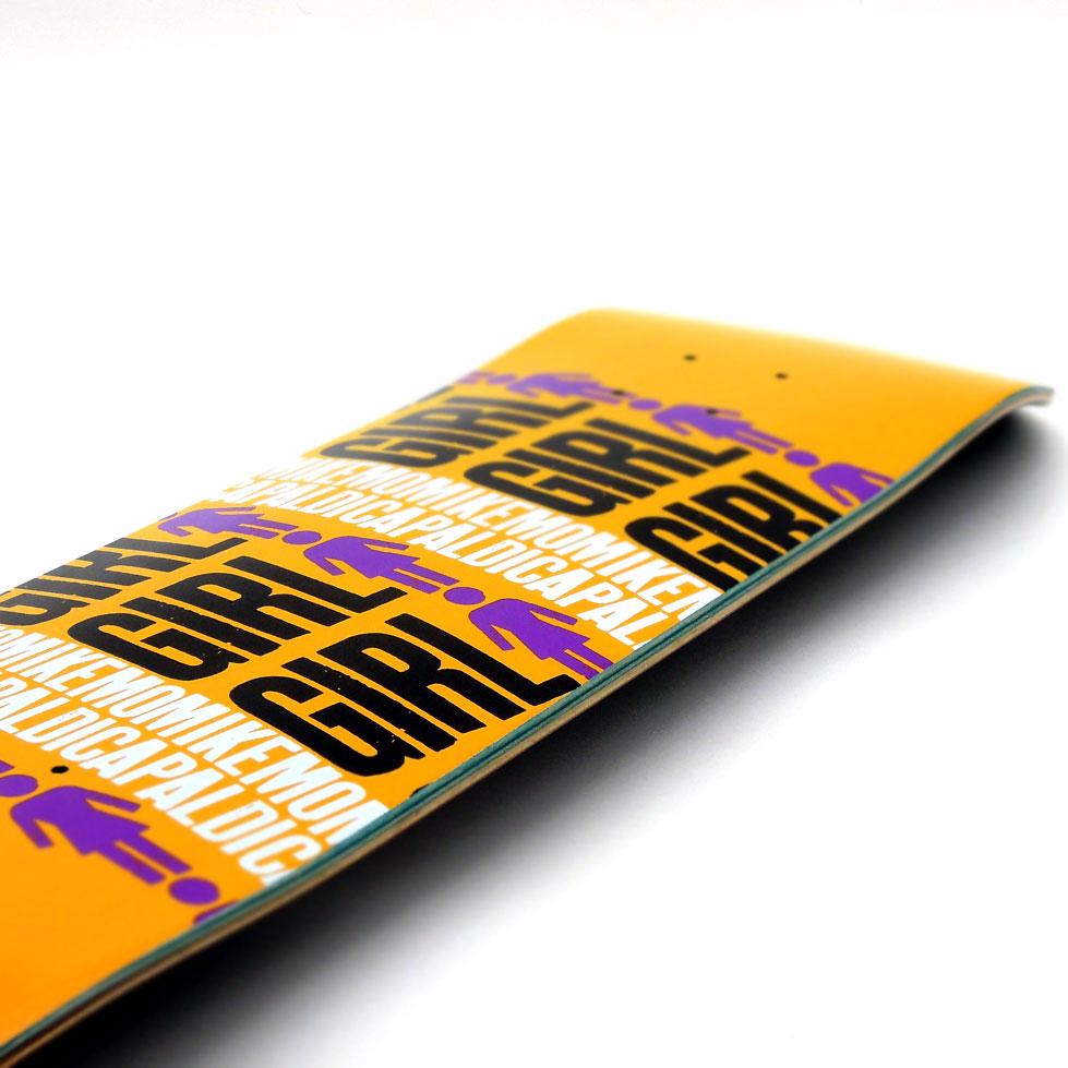スケボー スケートボード 通販 GIRL Skateboards POP SECRET Mike Mo Capaldi ガール ポップシークレット マイク・モー・カパルディ 05