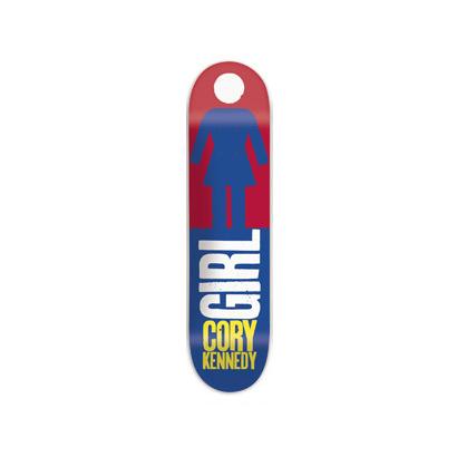スケボー 通販 GIRL デッキ スケートボード REAL BIG コリー・ケネディ