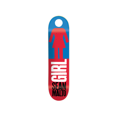 スケボー 通販 GIRL デッキ スケートボード REAL BIG ショーン・マルト