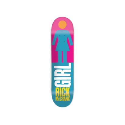 スケボー 通販 GIRL デッキ スケートボード REAL BIG リック・マクランク