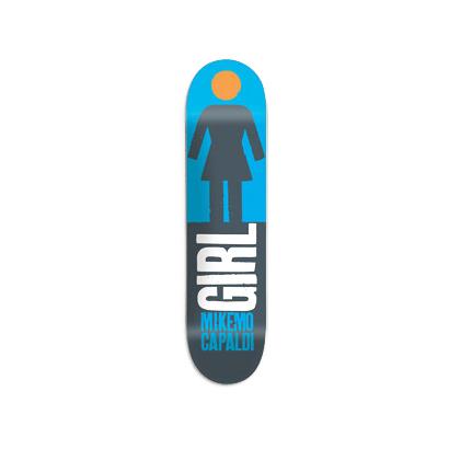 スケボー 通販 GIRL デッキ スケートボード REAL BIG マイク・モー・カパルディ