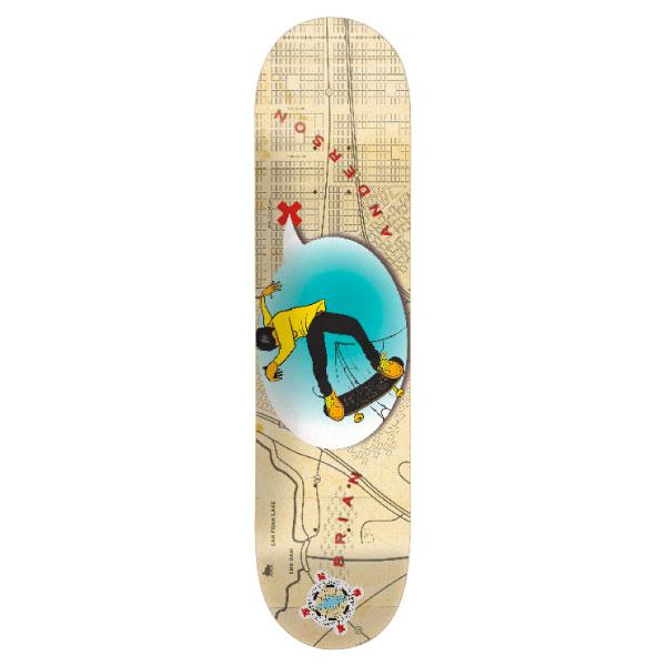 スケボー 通販 スケートボード デッキ Brian Anderson ブライアン・アンダーソン ガール シークレットスポット