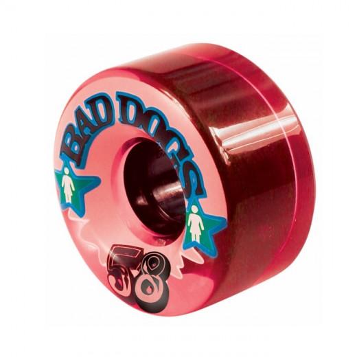 GIRL Skateboards スケボー スケートボード ウィール BAD DOGS 58mm