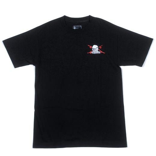 Girl Skateboards Anderson Skull T-Shirt 01