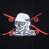 Girl Skateboards Anderson Skull T-Shirt 03