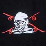 Girl Skateboards Anderson Skull T-Shirt 03