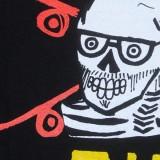 Girl Skateboards Anderson Skull T-Shirt 06