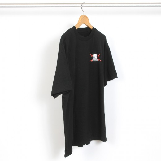Girl スケボー スケートボード Tシャツ Anderson Skull T-Shirt 09