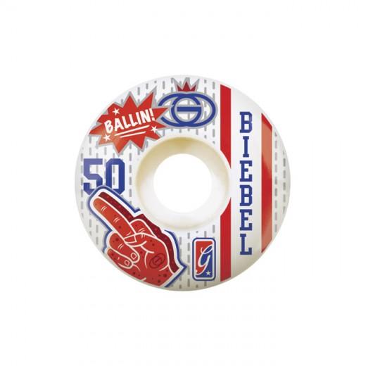 Gold Wheels スケボー スケートボード ウィール BALLIN Brandon Biebel 50mm