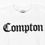 Gold Wheels Skateboards Compton T-Shirt 02
