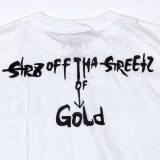 Gold Wheels Skateboards Compton T-Shirt 07