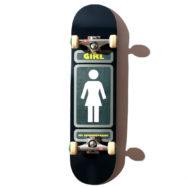 【特別価格】GIRL x Hi5 コンプリートデッキ 8インチ