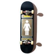GIRL x Hi5 コンプリートデッキ 7.75インチ