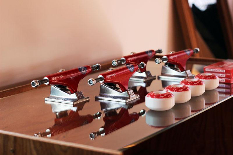 富山のスケートボードショップ Hi5 SKATEBOARDING