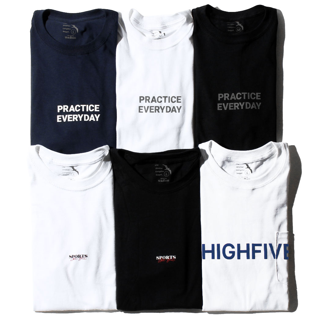 Hi5オリジナルTシャツまとめて予約
