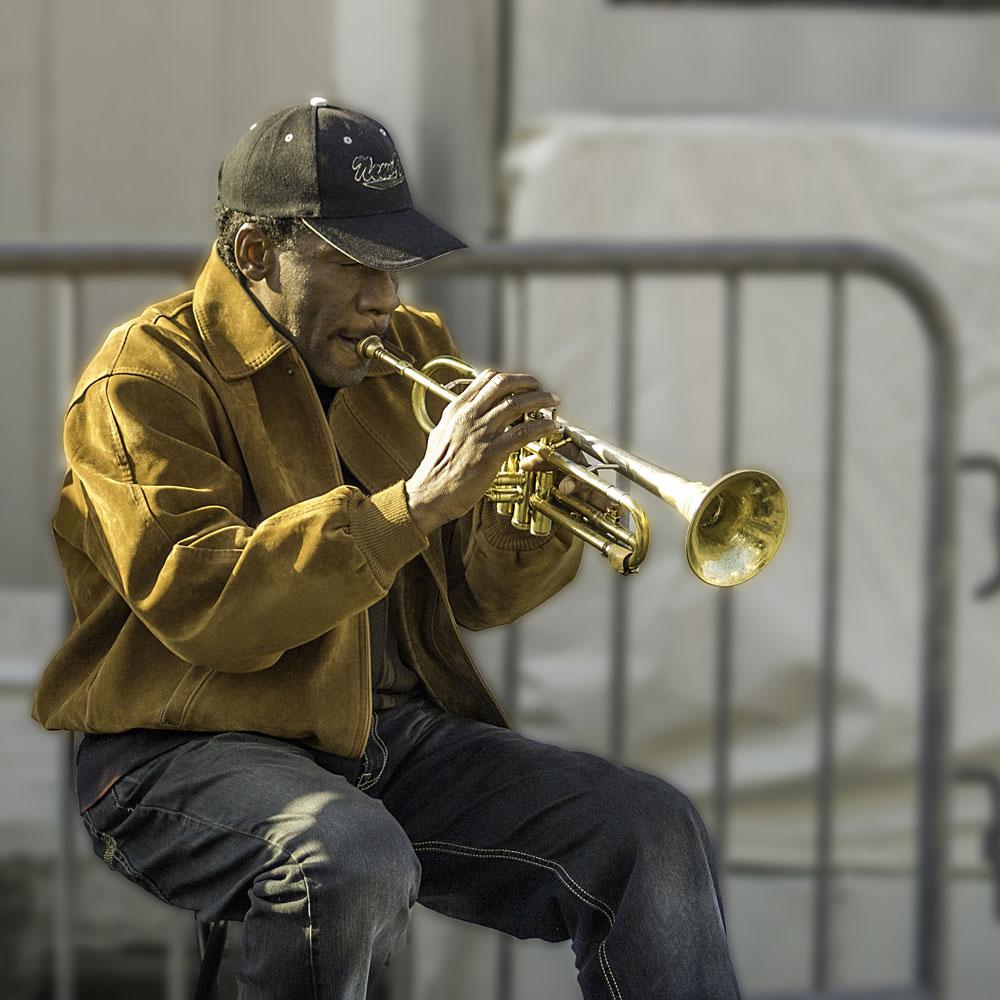 スケボーとジャズ