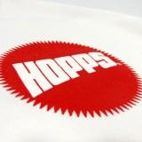 Hopps Skateboarding Logo T-Shirt 03