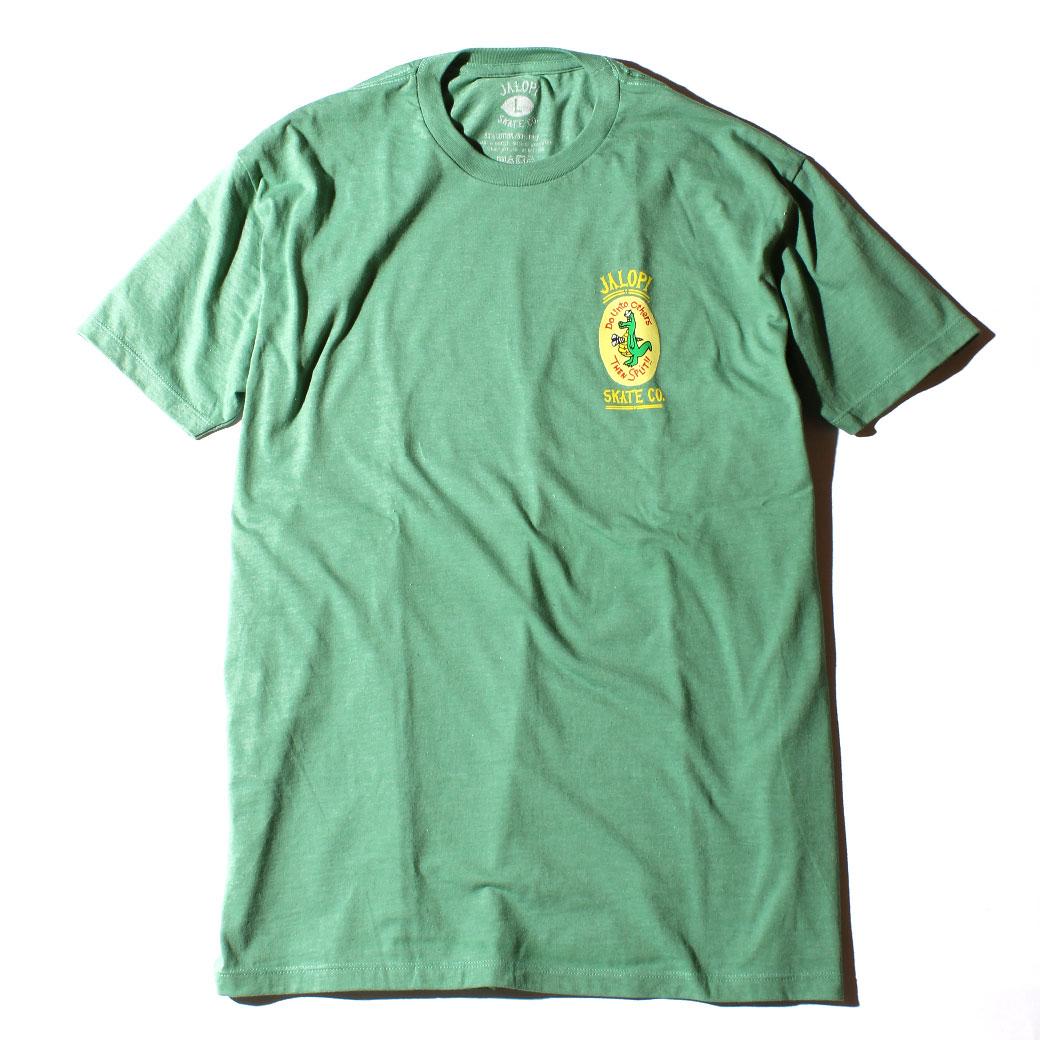 ANTI HERO JALOPI Tシャツ グリーン