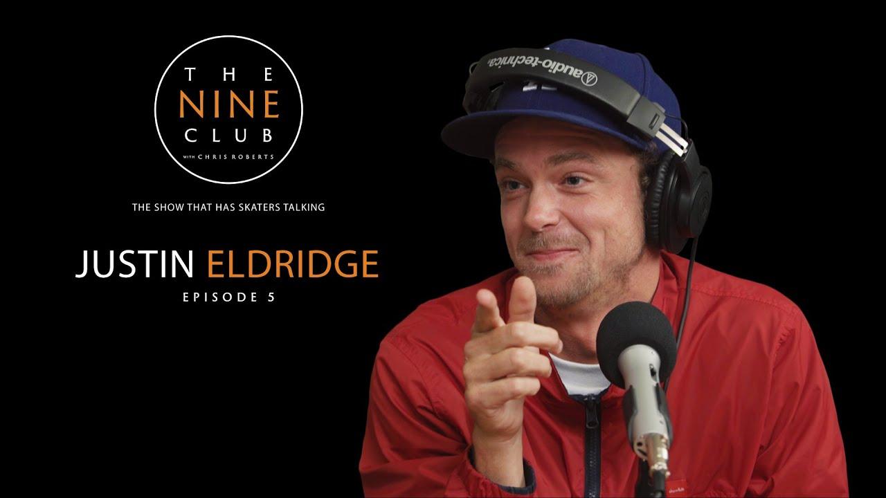 Justin Eldridge ジャスティン エルドリッジ CHOCOLATE スケーター