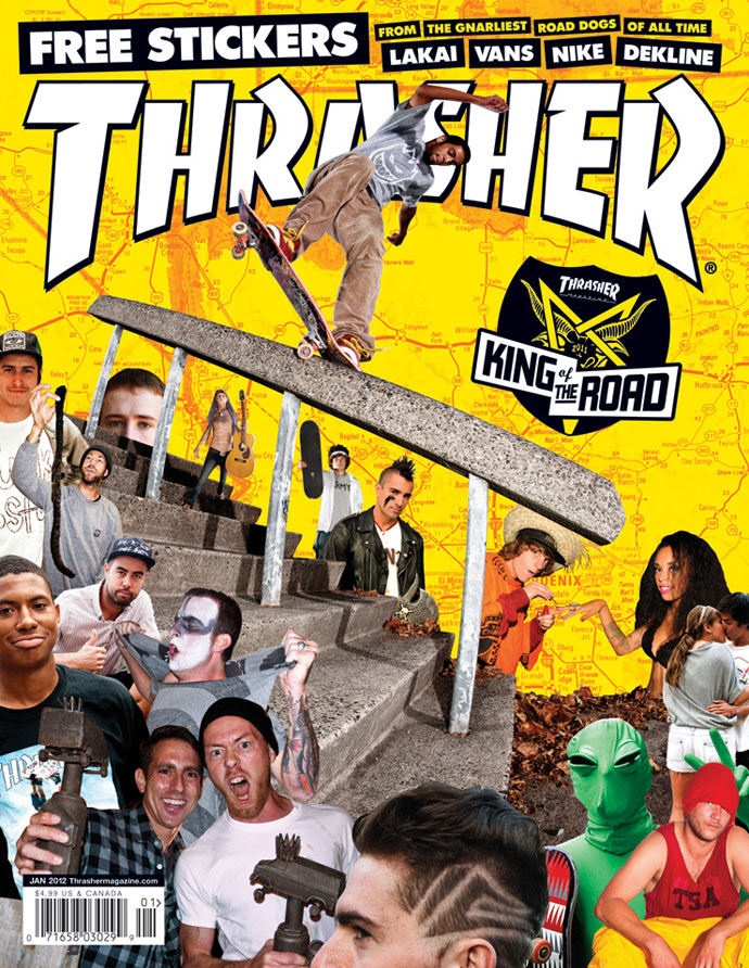 King Of The Road 2011 Cover LAKAI TEAM
