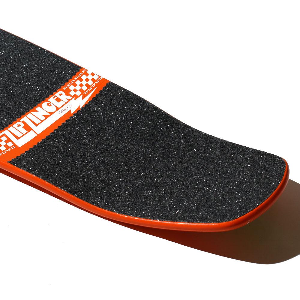 KROOKED Zip Zinger Classic オレンジ 7.5インチ