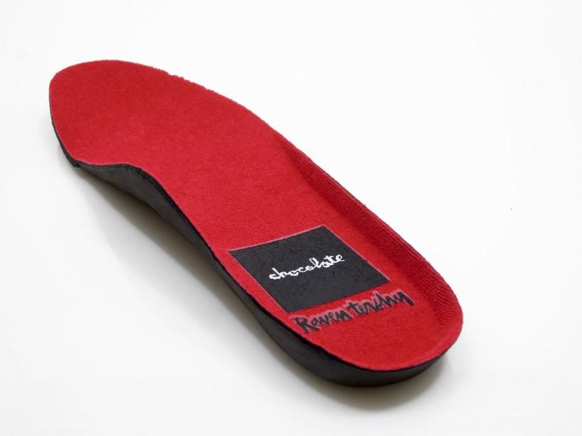 LAKAI 通販 スケボー スケートボード シューズ ラカイ LINDEN Chocolate インソール