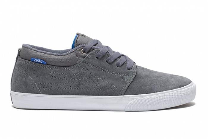 LAKAI MARC CASTLE ROCK スエード