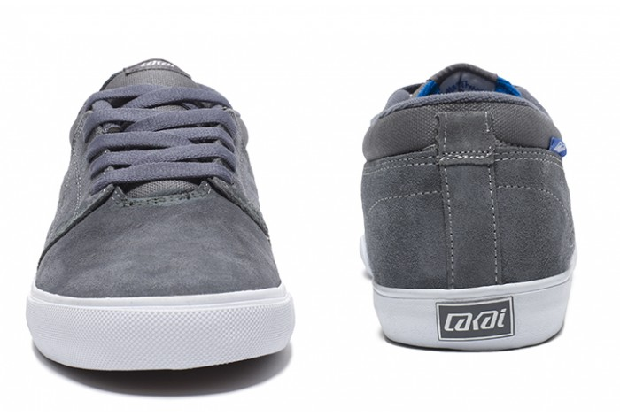 LAKAI MARC CASTLE ROCK スエード 前後