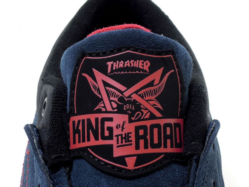 LAKAI 通販 ラカイ MARC THRASHER KING OF THE ROAD KOTR スラッシャーロゴ