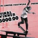 スケボー 通販 スケートボード LAKAI TOP TABLE TALENT CONTEST SERIES