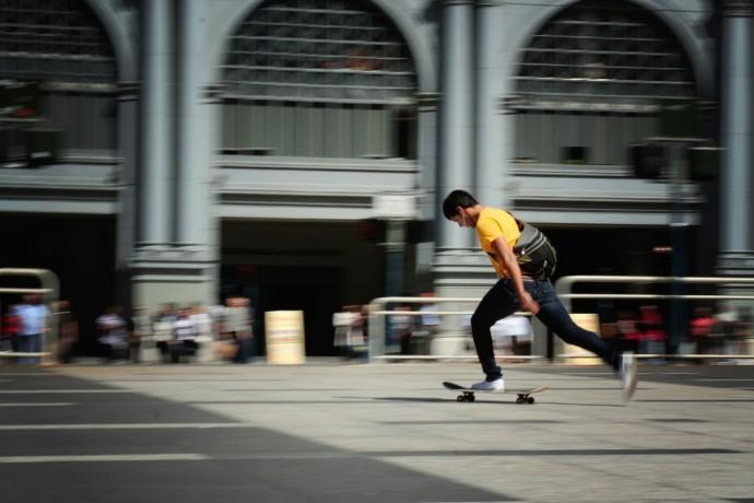 スケボー スケートボード 練習方法 コツ