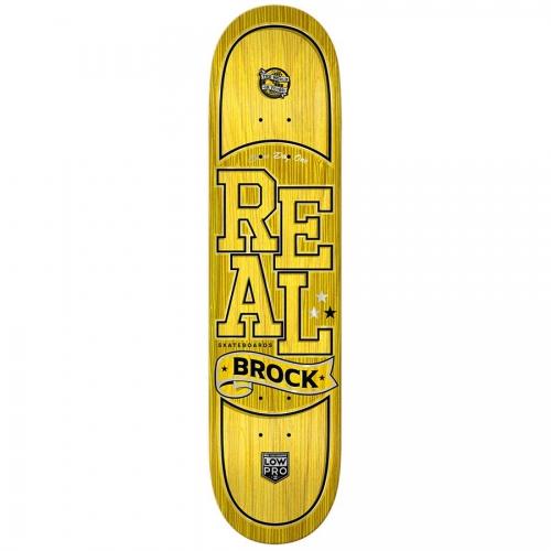 REAL LowPro2 ブロック・ティンバー 8.25インチ
