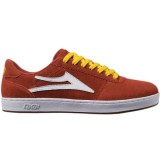 LAKAI MANCHESTER SELECT XLK Dark Red Suede