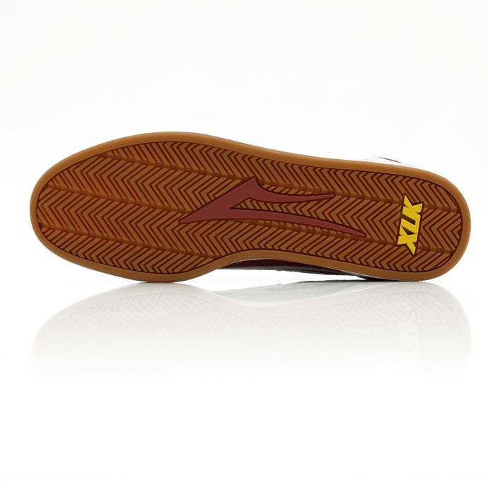 LAKAI スニーカー スケボー スケートボード 通販 MANCHESTER XLK Dark Red Suede ソール