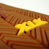 LAKAI スニーカー スケボー スケートボード 通販 MANCHESTER XLK Dark Red Suede ソール拡大